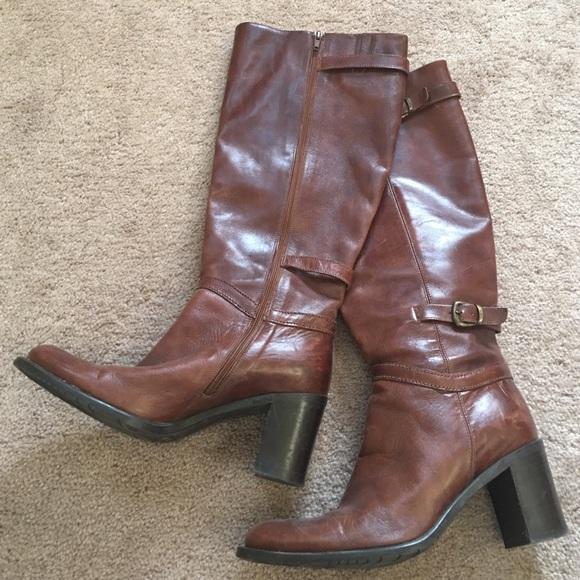 79 diba shoes closet closing diba brown leather