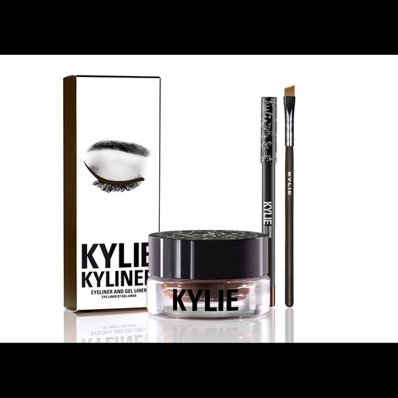 Kylie Cosmetics Other - ❤️KYLINER KIT/Brwn/1GelCrmeLiner/1Pencil/1EyeBrush