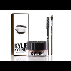 Kylie Cosmetics Makeup - ❤️KYLINER KIT/Brwn/1GelCrmeLiner/1Pencil/1EyeBrush