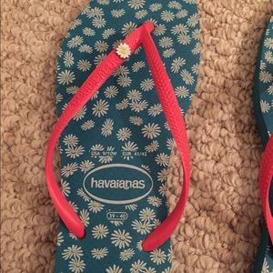 570616d8d519b1 Havaianas Shoes - Havaianas Daisy Flip Flops 9