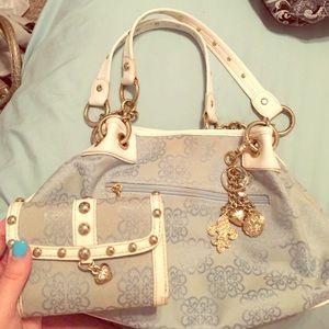 Kathy Van Zeeland Handbags - Kathy Van Zeeland shoulder bag and wallet