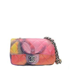 Chanel Flower Power Mini Flap