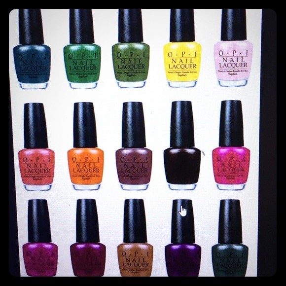 Opi Other | Complete Washington Collection Ulta Specials | Poshmark
