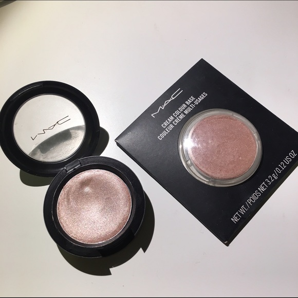 mac cosmetics cream colour base pearl