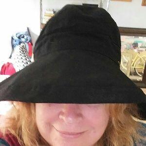 Scala Accessories - Scala Wide Bucket Sun Hat
