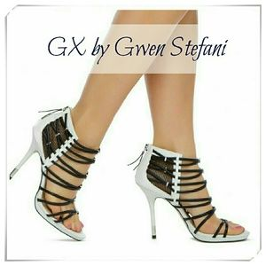 GX by Gwen Stefani Shoes - 👠 GX by Gwen Stefani Hona heels sandals.