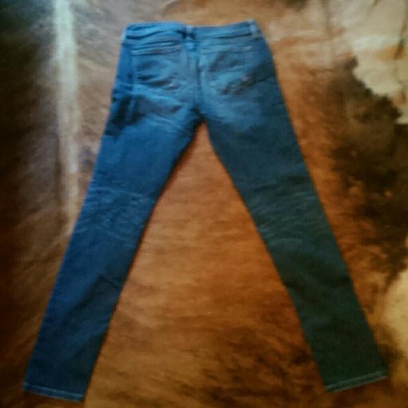 A n a skinny boyfriend jeans