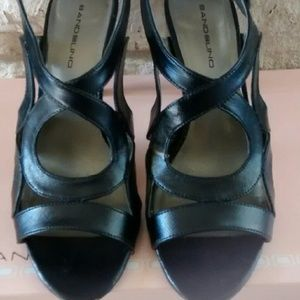 Bandolino Shoes - Black sandals