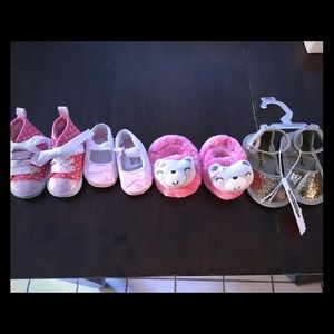 Baby Steps Other - *NEW* baby shoes