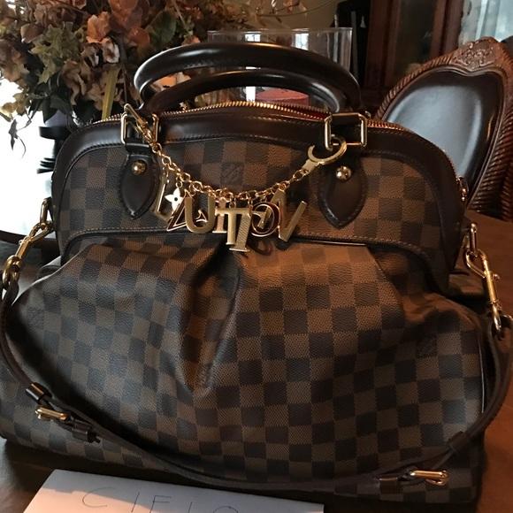 60fe0493f5d54 Louis Vuitton Handbags - louis vuitton trevi gm