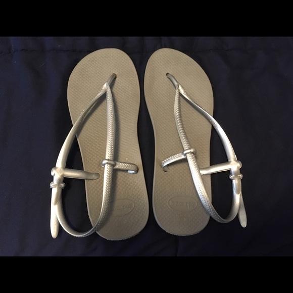 bca2c428b Havaianas Shoes - Havaianas flip flops with back strap