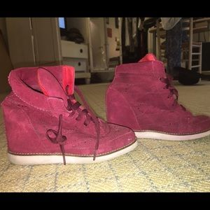 Jeffrey Campbell Shoes - Jeffrey Campbell wedge sneakers
