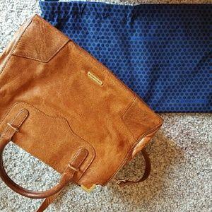 Rebecca Minkoff Brown Satchel/Cross body bag