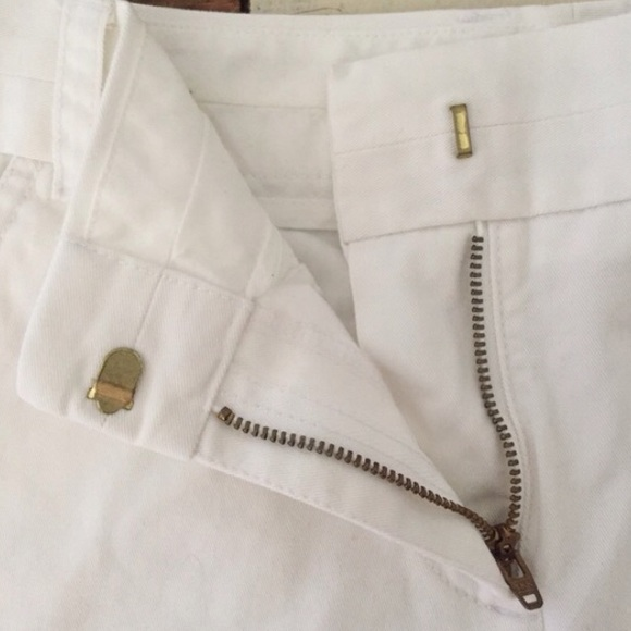J. Crew Shorts - NWOT J.Crew White Chino Shorts