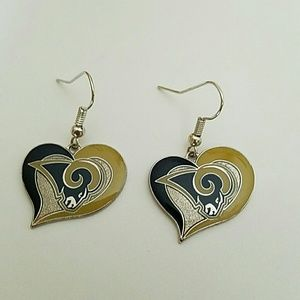 Los Angeles Rams Earrings