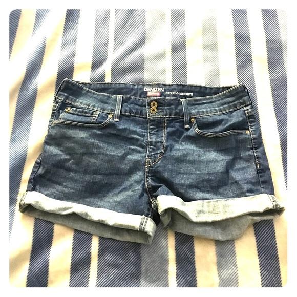4d26b4a5 Levi's Shorts | Levis Denizen Modern | Poshmark