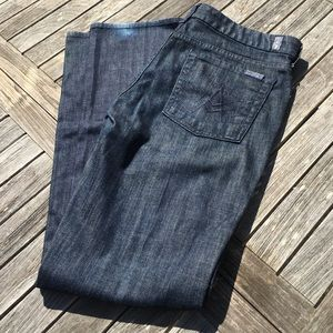 7 For All Mankind Lexie A Pocket Petite 32
