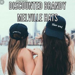 $5 BRANDY MELVILLE CAPS