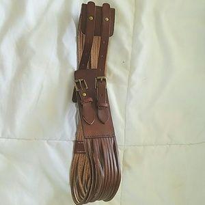 Jcrew belt small
