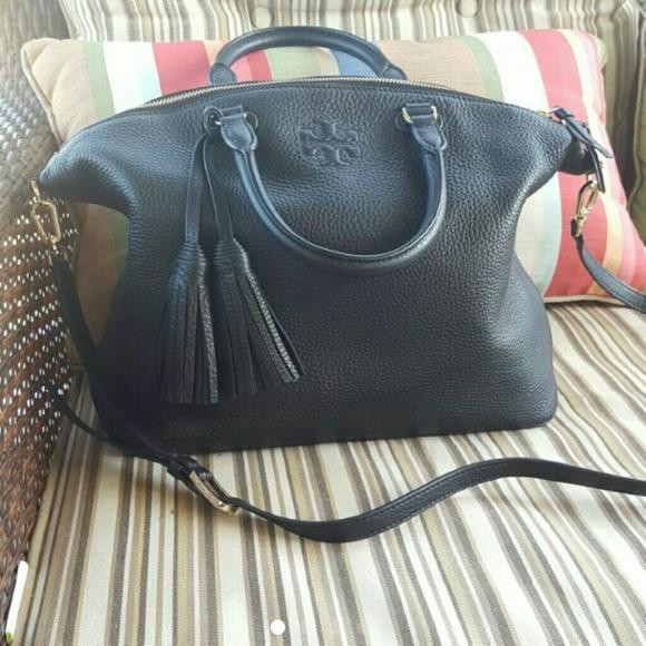 0c09b551e2e Tory Burch Large Thea satchel crossbody bag. M 57c08e21291a350ca6008edb
