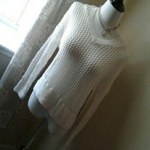 BRAND New Open Knit Sweater by POOF ~ Small