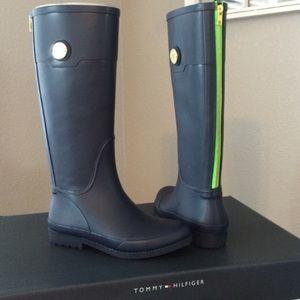 Tommy Hilfiger calipso rain boots