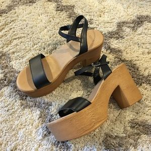 Like new ASOS sandals