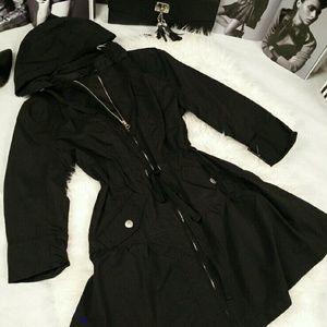 Jackets & Blazers - ☔Skirted Anorak Jacket