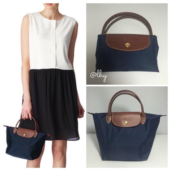e716d060371b Longchamp Handbags - LONGCHAMP MINI LE PLIAGE TOTE