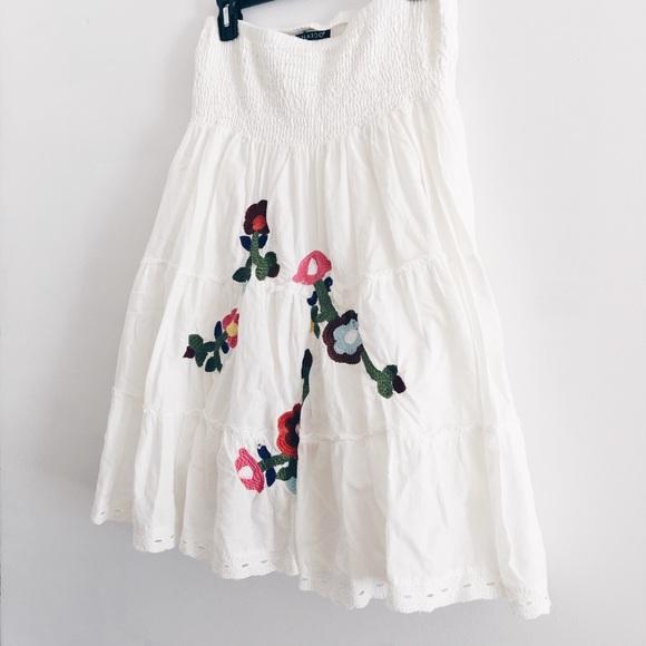 Anthropologie Dresses & Skirts - Anthropologie Flower Skirt