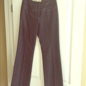 Blue Anthropologie pants/jeans