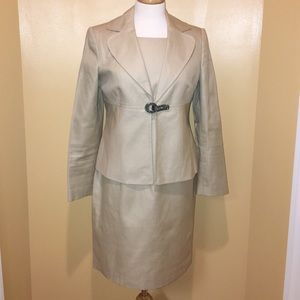 🎀👗🔥Anne Klein Suit Dress-Sz-6 🎀👗🔥