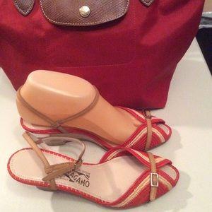 Ferragamo Shoes - Ferragamo sandals