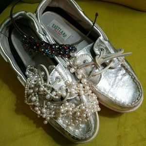 Eastland Shoes - 🎉👠NWOT 👠🎉EastLand Rosy Boat Shoes