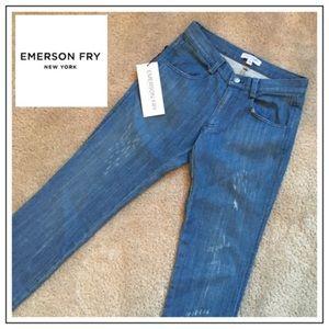 Emerson Fry Denim - Emerson Fry ASOS Skinny jeans