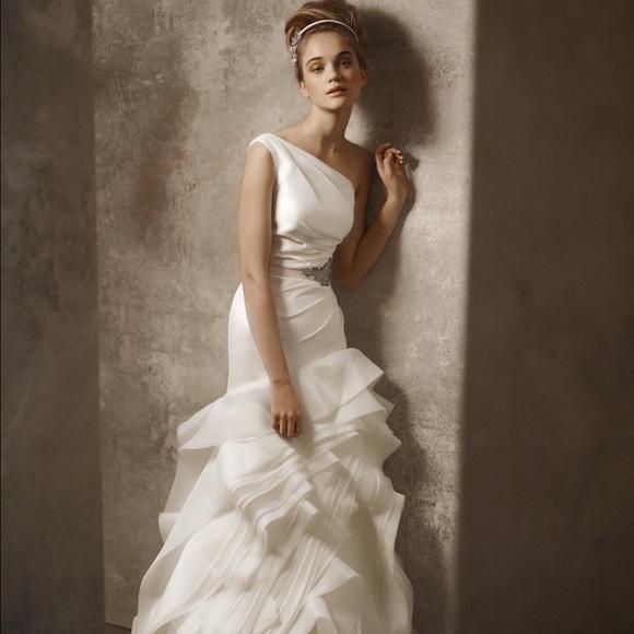 White By Wedding Dress Style Vw351010