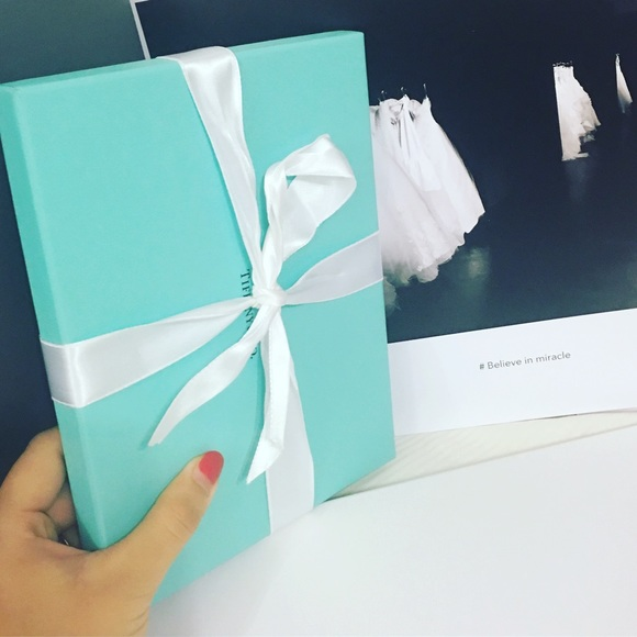 71e0cf3e50 Tiffany & Co. Accessories | Sold Tiffany Leather Notebook With ...