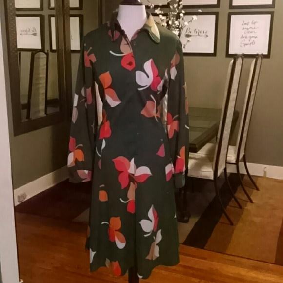 Sears Dresses Vintage Plus Size Dress Poshmark