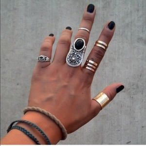 Sunahara Jewelry Jewelry - LAST CHANCE Plain gold midi ring