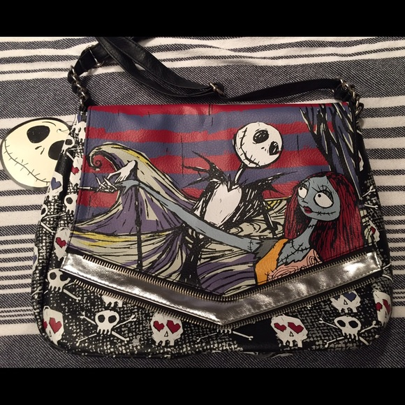 nightmare before christmas loungefly bag - Christmas Purses Handbags
