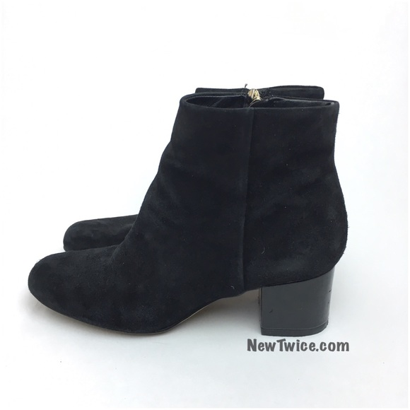 8165002173bd9 Sam Edelman Edith Black Suede ankle boot 6.5. M 57c1211dbf6df53f8100b060