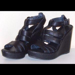 Born Shoes - BORN sandals gladiator 100% leather