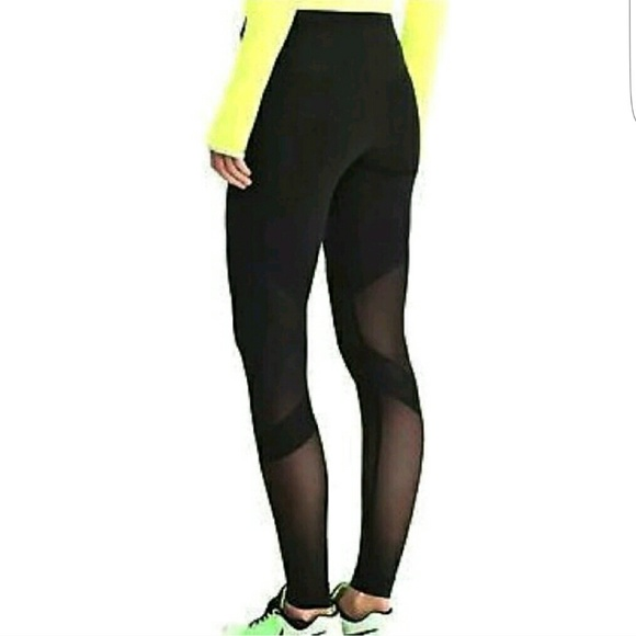 Nike - Mesh Panel Dri-fit Nike Leggings from Meaghan's closet on ...