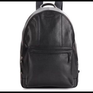 Cole Haan Other - Men's Cole Haan leather backpack