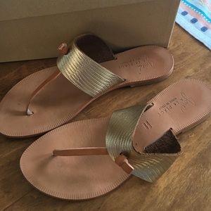 Joie a la plage nice sandals 38.5