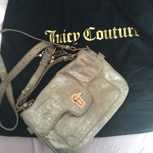 Juicy Couture Handbags - Juicy Couture Rustic Styled Crossbody
