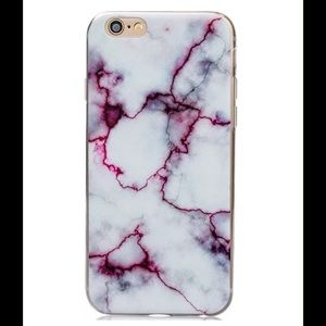 iPhone 6/6S marbled phone case