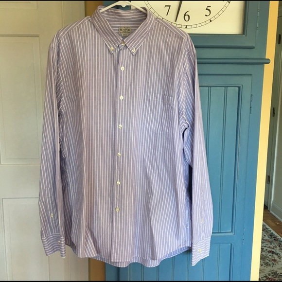 75 off j crew factory shirts j crew purple striped dress for Purple striped dress shirt