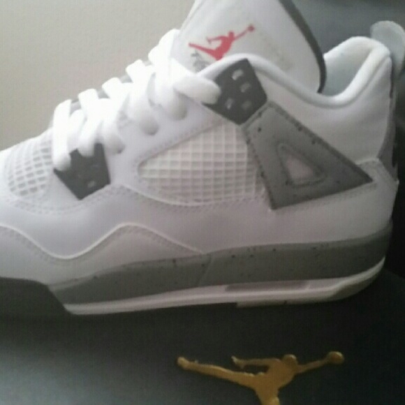 White Cements Shoes