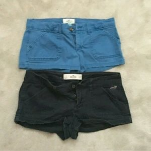 Hollister Pants - Hollister shorts bundle